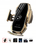 A5 10W Wireless Car Charger Automatic Clamping Fast Charging Smart Phones Holder Mount Car for iPhone 11 Huawei Samsung