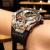 Men's Chronograph Diamond Cool Sport Hip Hop Watch