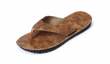 Mens Genuine Leather Slippers